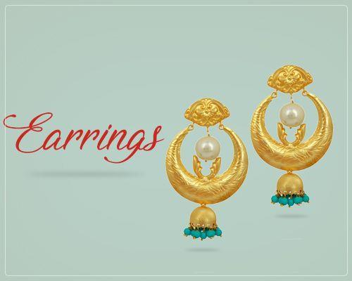 Earrings Jewelry Store