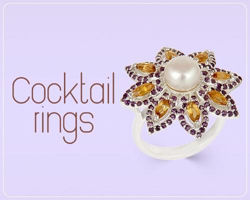 designer cocktail rings jewelry