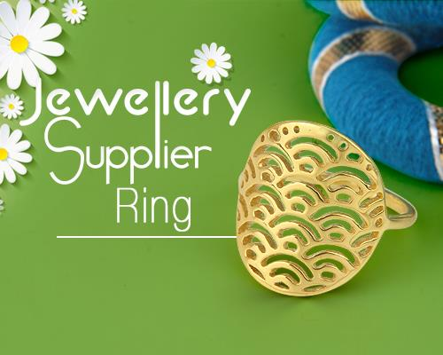 Wholesale rings jewelry supplier from India