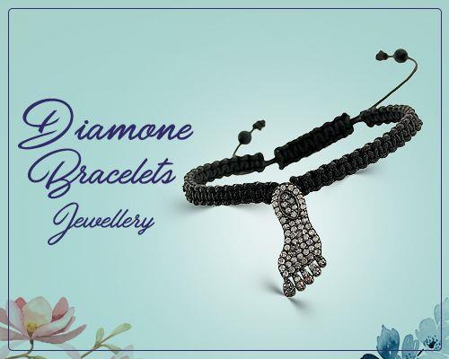Wholesale diamond bracelets jewelry designer