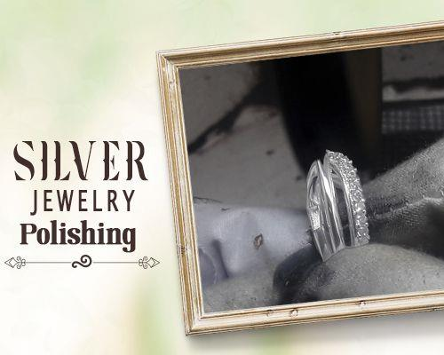 Silver Jewelry Polishing
