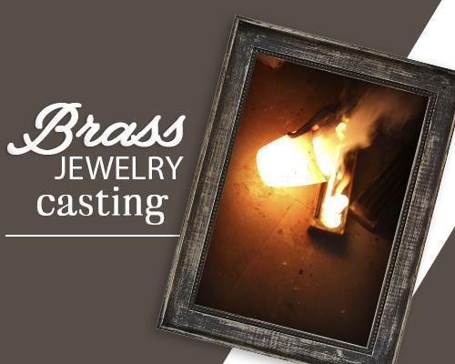 Brass Jewelry Casting in Sitapura Industrial Area Jaipur