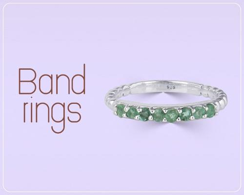 designer band rings jewelry