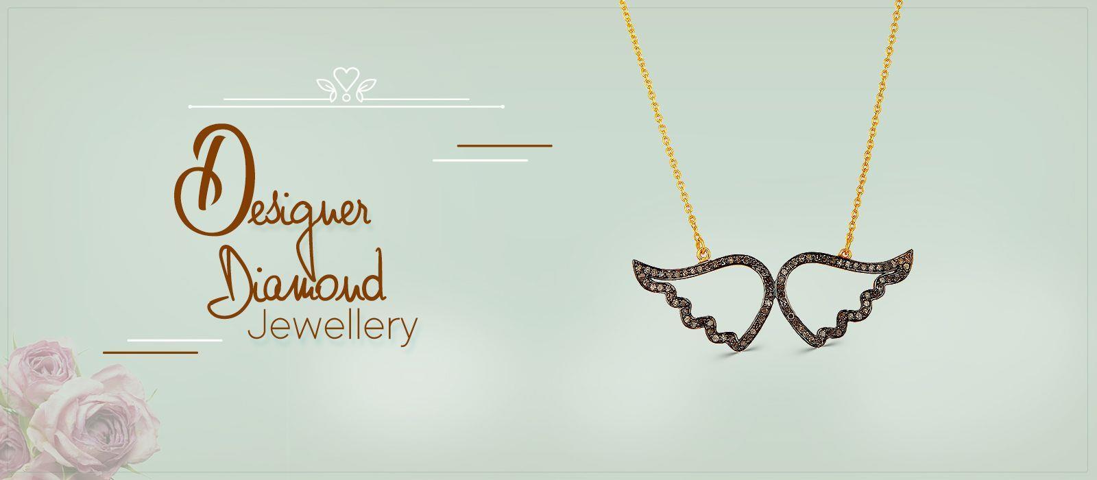 Designer Diamond Jewelry