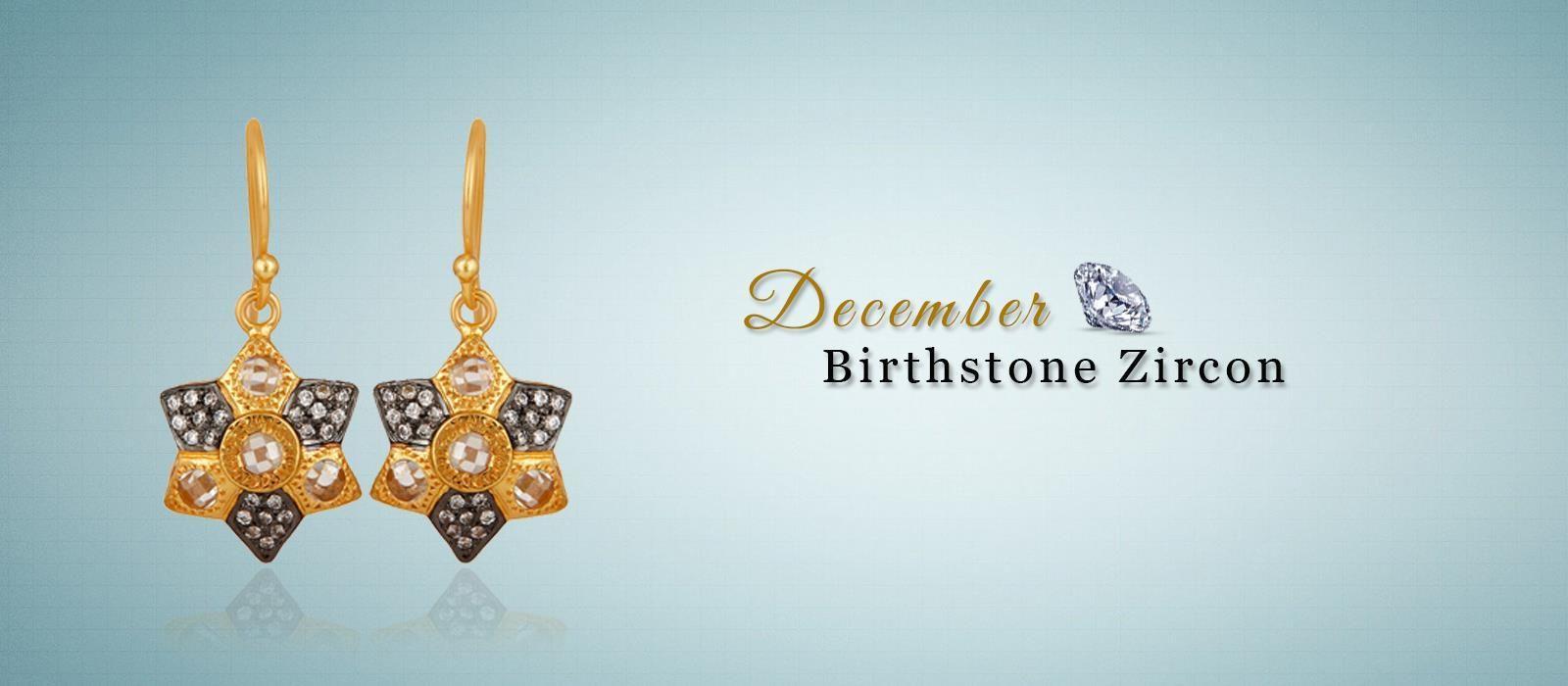 December Birthstone Zircon Jewelry Manufacturer