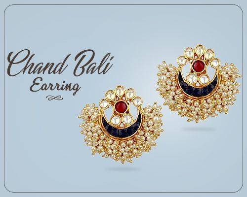 Wholesale chand bali earrings jewelry store