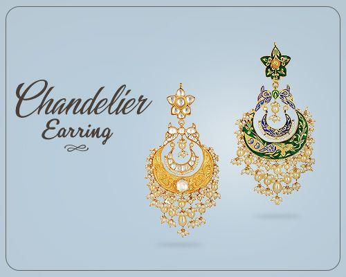 Wholesale chandelier earrings jewelry