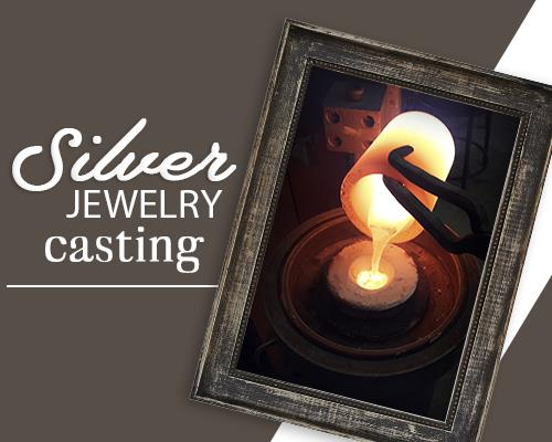 Silver Jewelry Casting in Sitapura Industrial Area Jaipur