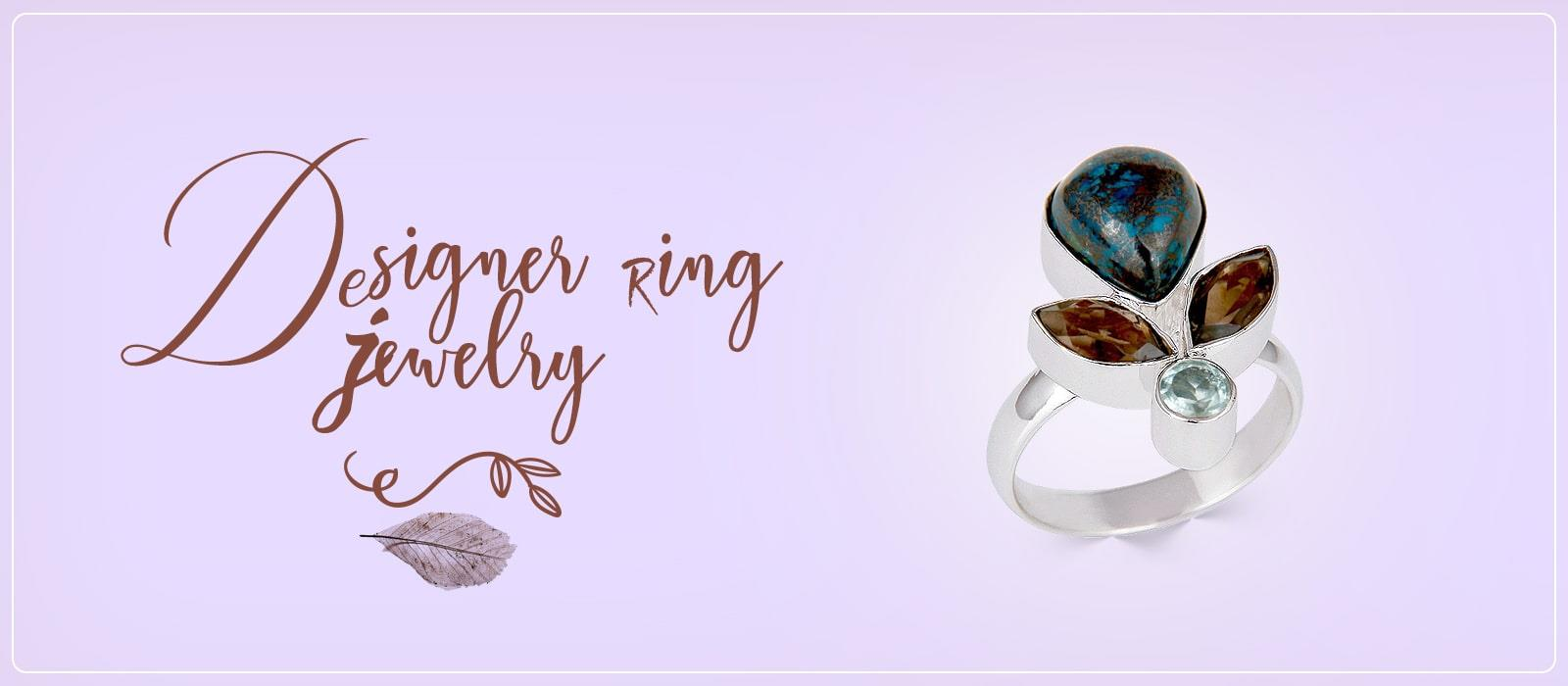 designer rings jewelry