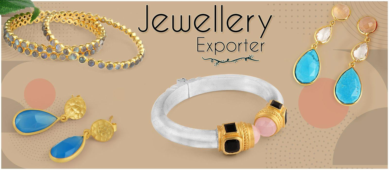 Jewelry exporter from India