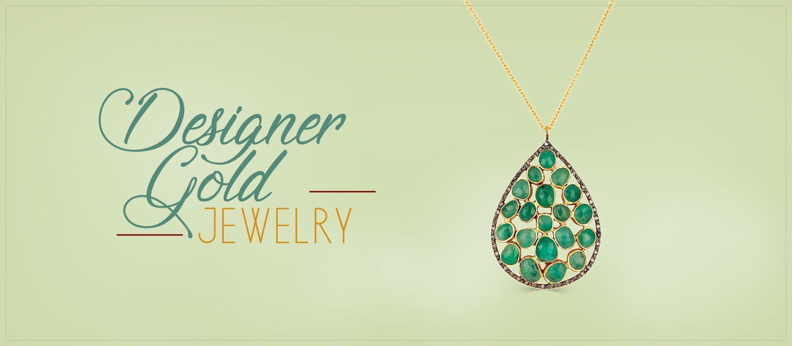 Designer Gold Jewelry