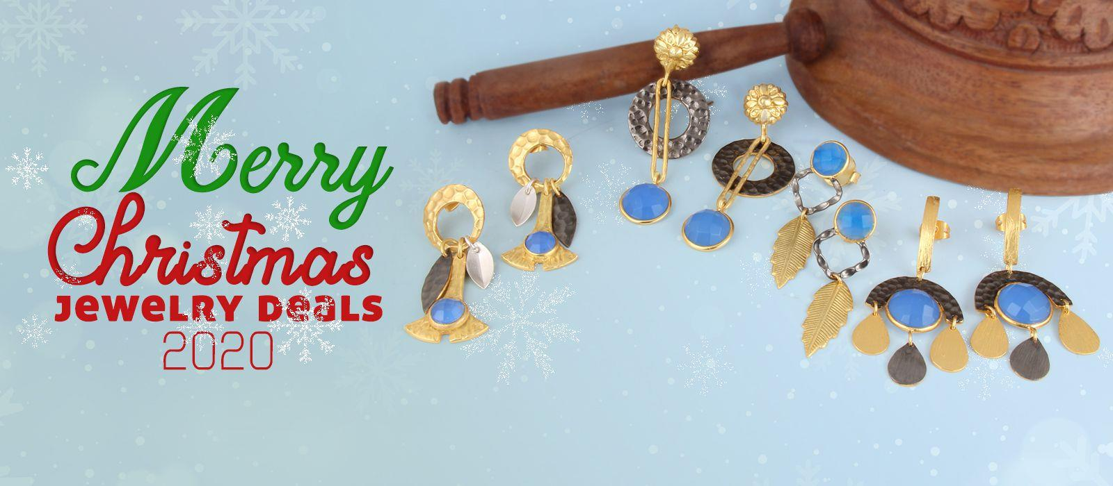 Merry Christmas jewelry deals 2020
