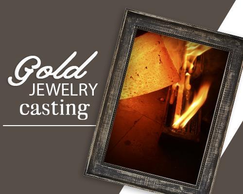 Gold Jewelry Casting in Sitapura Industrial Area Jaipur