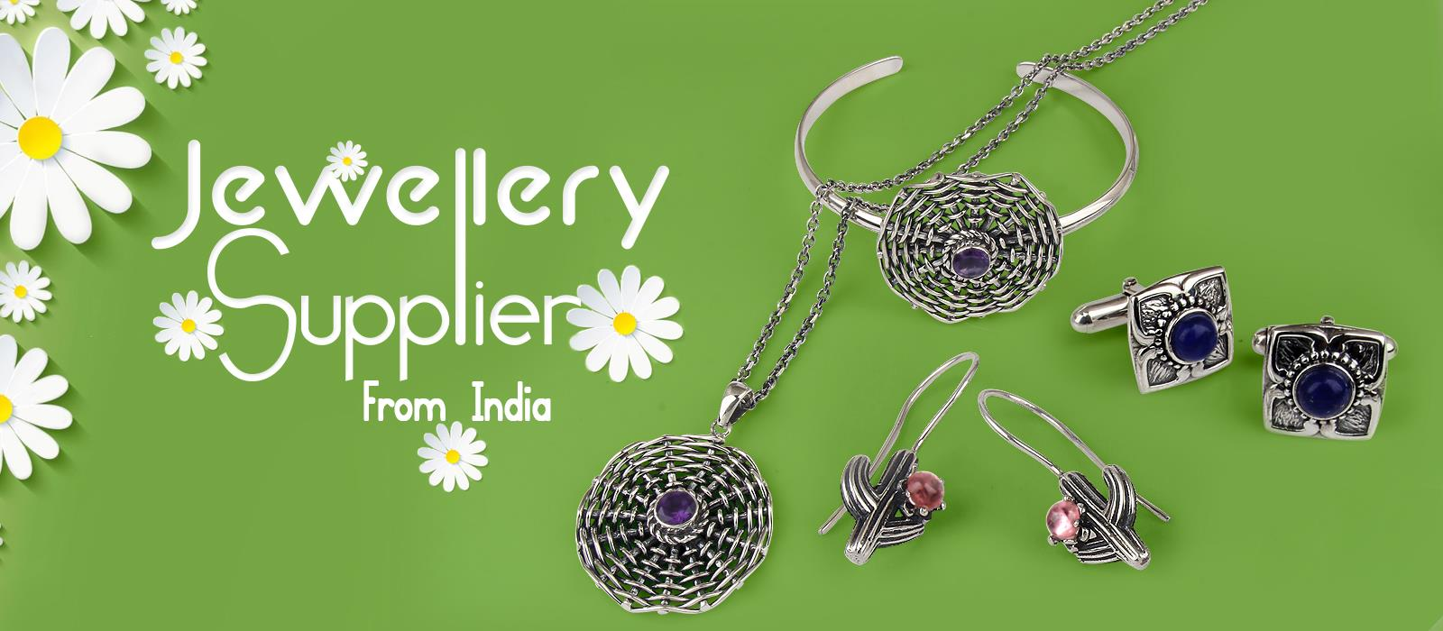 Wholesale jewelry supplier from India