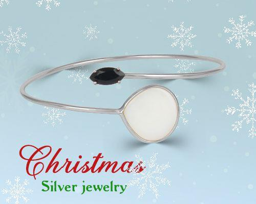 Merry Christmas silver jewelry deals 2020
