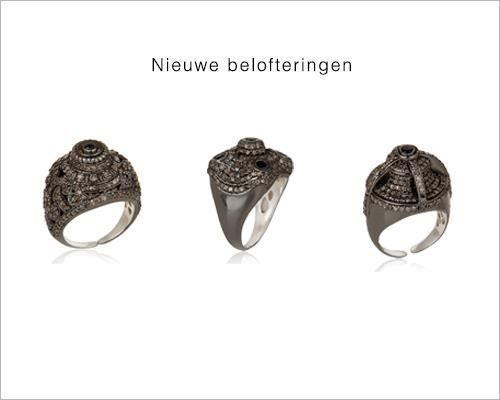 Diamanten juweelfabrikant