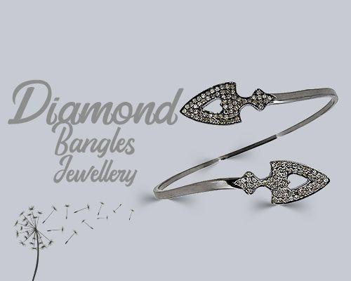 Diamond bangles wholesale