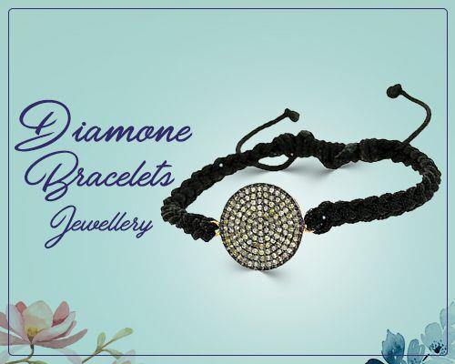 Wholesale diamond bracelets jewelry supplier