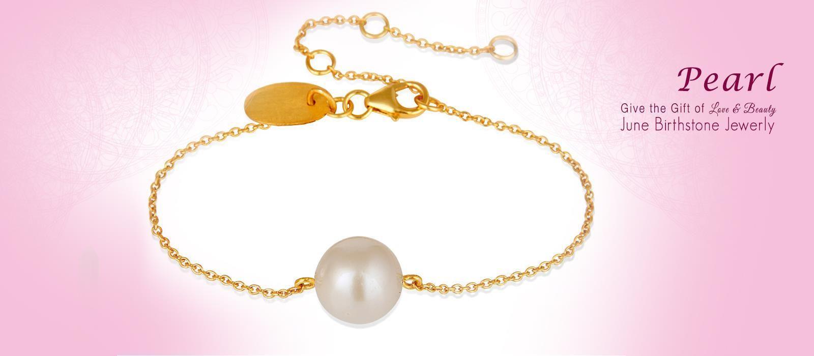 June Birthstone Pearl Jewelry Manufacturer