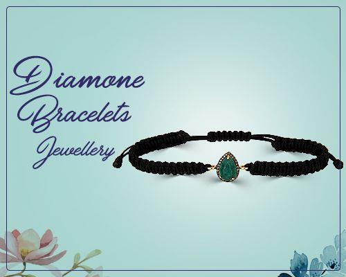 Wholesale diamond bracelets jewelry exporter