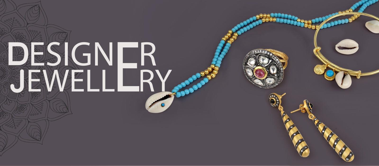 Designer jewellery online India