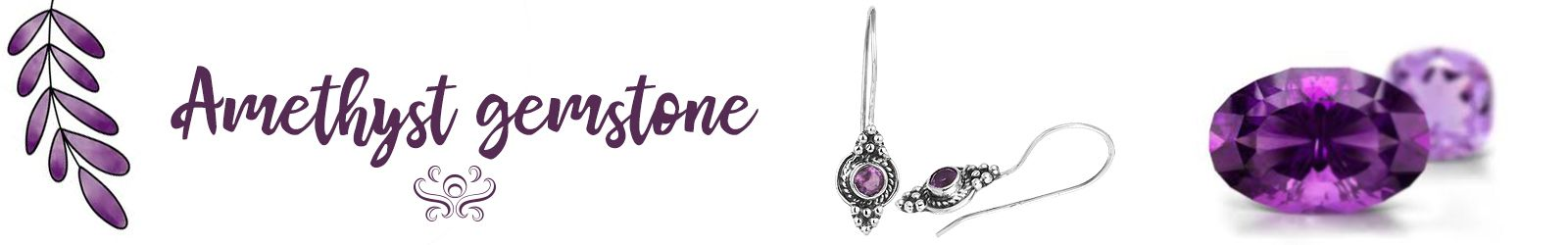 Wholesale Amethyst Gems Stone Jewelry Manufacturer, Supplier in Jaipur