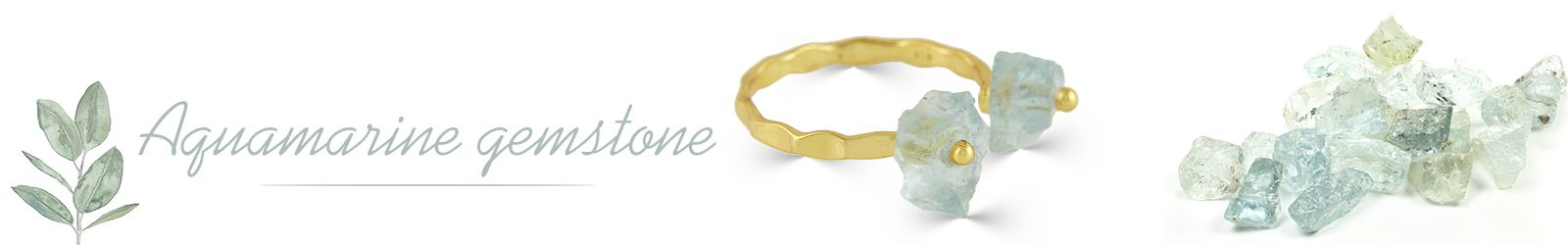 Wholesale Online Aquamarine Silver Jewelry Shop, Store in Jaipur