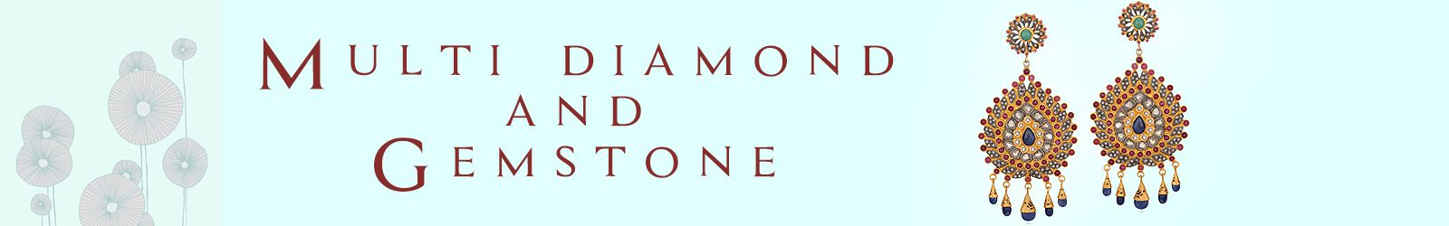 Online Multi Diamond Jewelry Supplier, Store, Shop in Jaipur