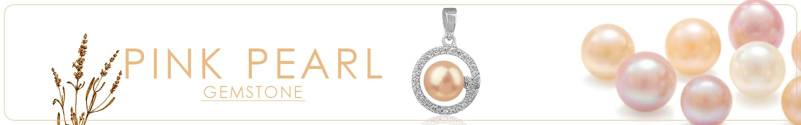 Pink Pearl Silver Jewelry Manufacturer, Supplier in Jaipur