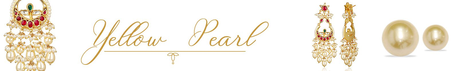 Online Natural Yellow Pearl Silver Jewelry Supplier and Store in Jaipur
