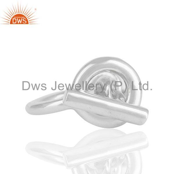 Fine Sterling Silver 2017 Designer Girls Rings Jewelry Manufacturers