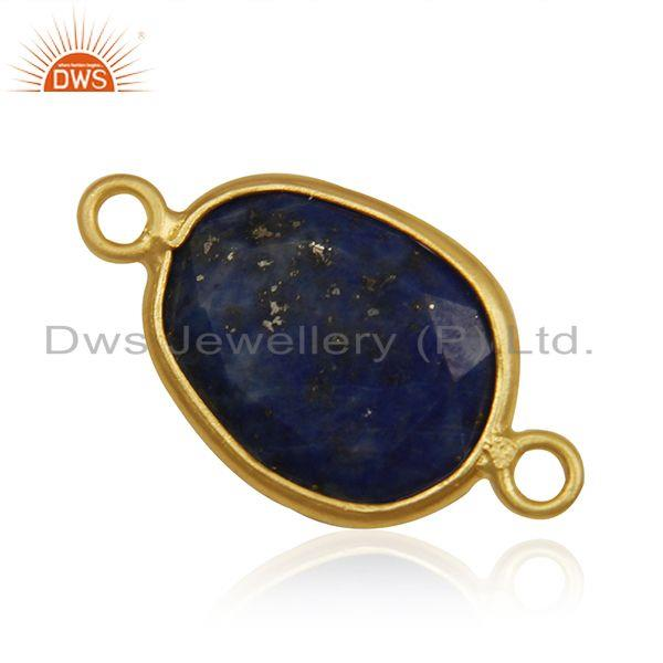 Exporter Customized Jewelry Connectors Manufacturers of Gemstone Silver Jewellery India
