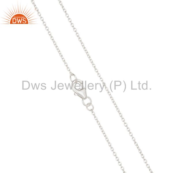 Exporter Solid Stareling Link Chain Jewelry Findings Assesories