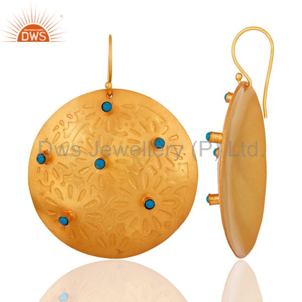 Latest Earrings Statement Fashion Jewelry From Jaipur India
