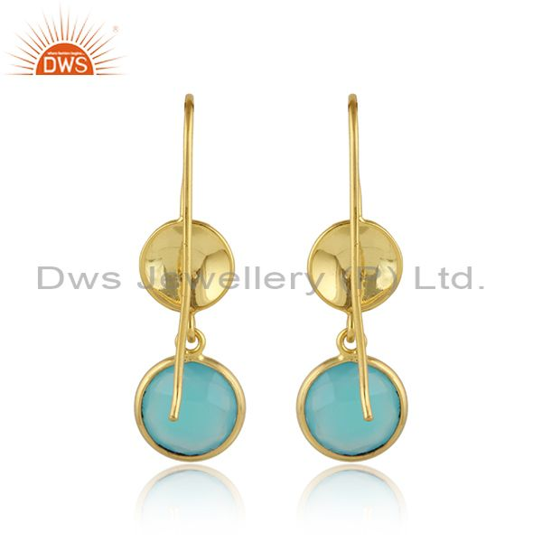 Gemstone Jewelry Earrings r From Jaipur India