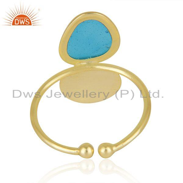Indian Handmade Designer Ring Manufacturer