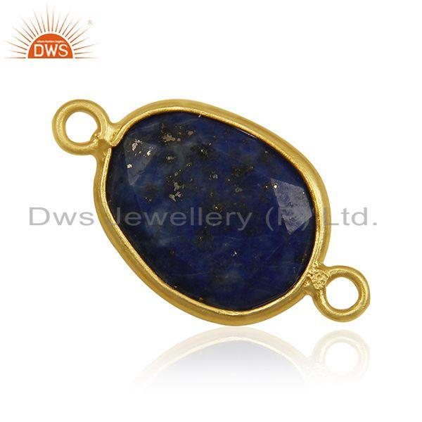 Suppliers Customized Jewelry Connectors Manufacturers of Gemstone Silver Jewellery India