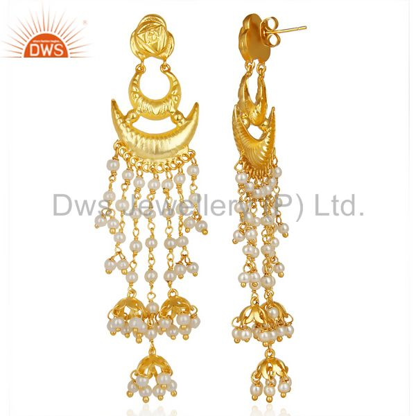Suppliers Pearl Earring,Long Fashion Earring,Boutique Jewelry,Gift Earring