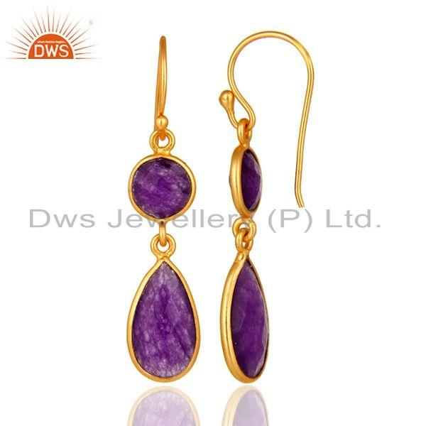 Victorian earring Gemstone Jewelry