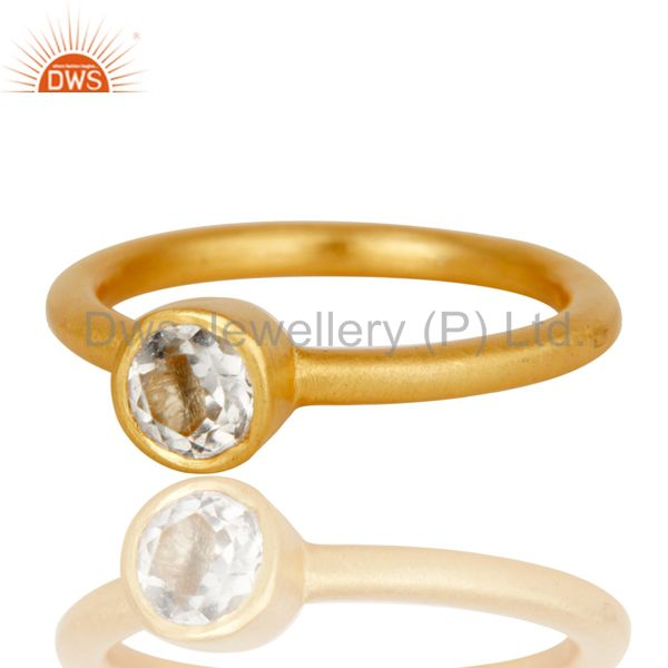 New Arrivals Natural Gemstone Ring supplier Ring