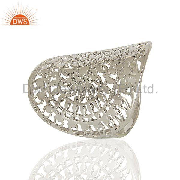 Suppliers Filigree 925 Sterling Silver Wholesale Suppliers and Manufacturers