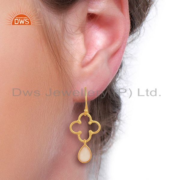 Natural Gemstone Jewelry Earrings Manufacturers