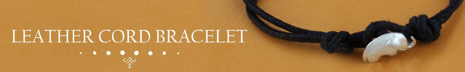 Online Leather And Cord Bracelet Manufacturer, Supplier in Jaipur